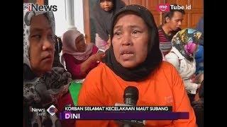 Korban Selamat Kecelakaan Tanjakan Emen Ceritakan Bus Sempat 3 Kali Terguling - iNews Sore 11/02