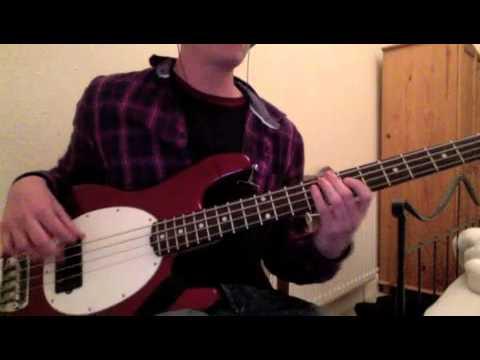 Octave Pedal Bass Jam