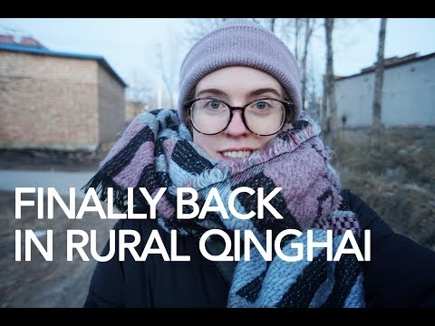 Daily Life in China // BACK IN RURAL QINGHAI