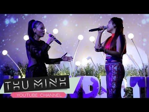 I Will Always Love You [ Live] -  Thu Minh ft Janice Phương