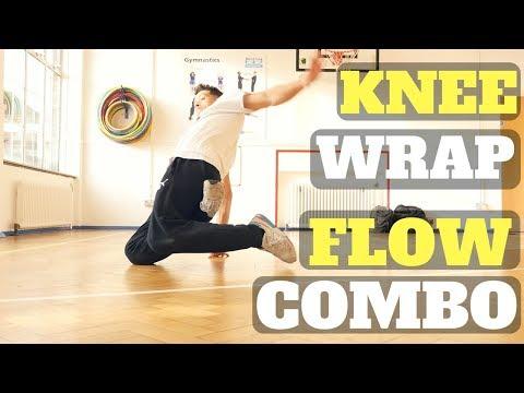 Knee Wrap Flow Combo   Bboy Tutorial   How...
