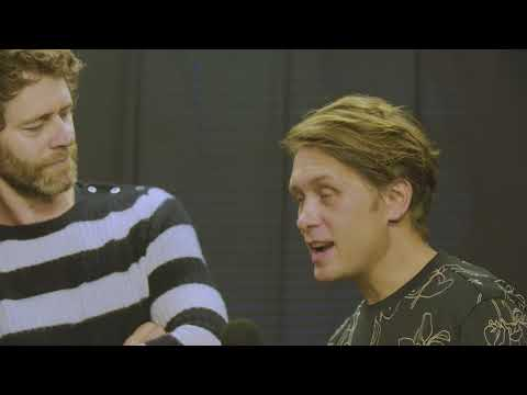The official Take That interview at Fusion Festival 2017