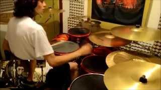 Slipknot Gematria (the killing name) Drum Cover
