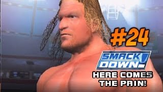 WWE SMACKDOWN! HERE COMES THE PAIN!: Season Mode - Episode 24 - HBK's Rage