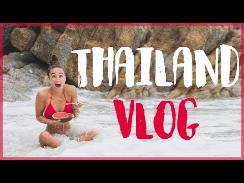 Thailand Vlog – Meine Jugendsünde – Koh Samui & Bangkok