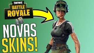 FORTNITE-SEE THE NEW TWITCH PRIME SKINS THAT HAVE JUST ARRIVED!