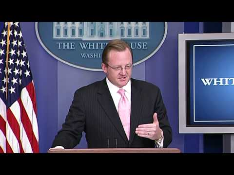 8/3/09: White House Press Briefing
