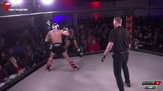 Showcase MMA XI |  Fight 7:   John Quezada vs Brandon Holloway