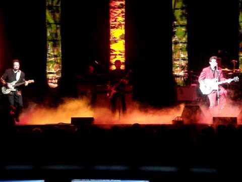 Chris Isaak - We Let Her Down & Speak Of The Devil - 5.22.09