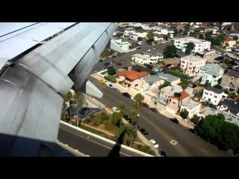 Flying into San Diego International Airport