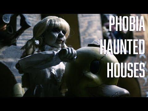 Shasta Docs - Phobia Haunted Houses