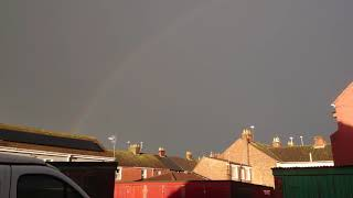 Thunderstorm in Great Yarmouth 27/9/2019