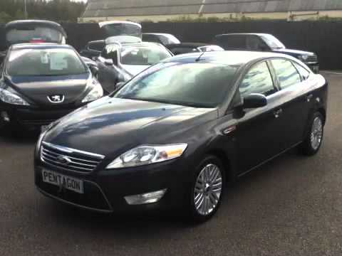 2008 58 plate ford mondeo 2 0 tdci ghia 5dr grey youtube. Black Bedroom Furniture Sets. Home Design Ideas