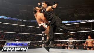Roman Reigns vs. Rusev: SmackDown, Feb. 4, 2016