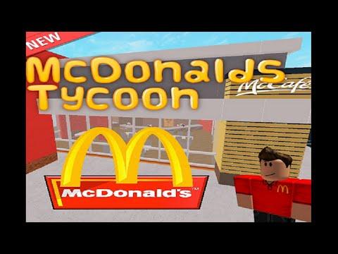 mcdonald's roblox games