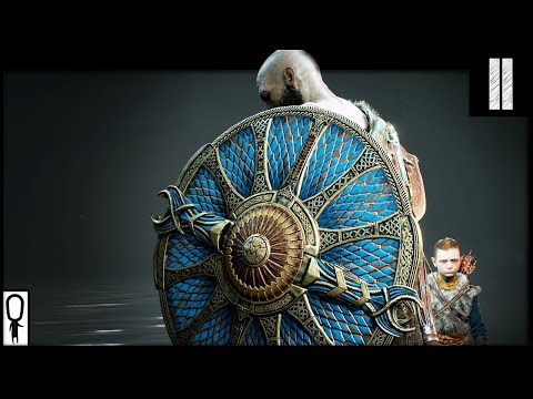 A STONE ANCIENT - God of War - Part 11 - Gameplay Let's Play Walkthrough 2018