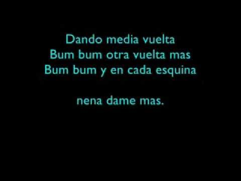 Ricky Martin - La Bomba (Lyrics on Screen)