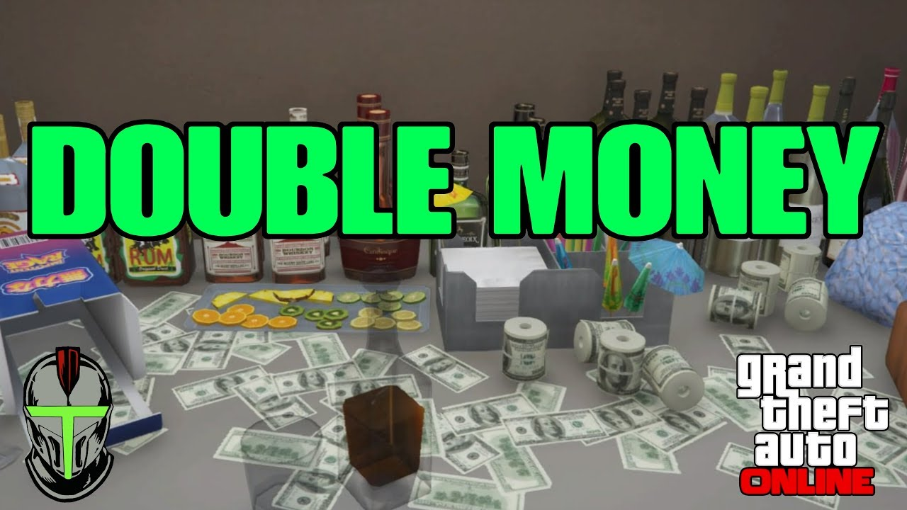 GTA Online DOUBLE MONEY