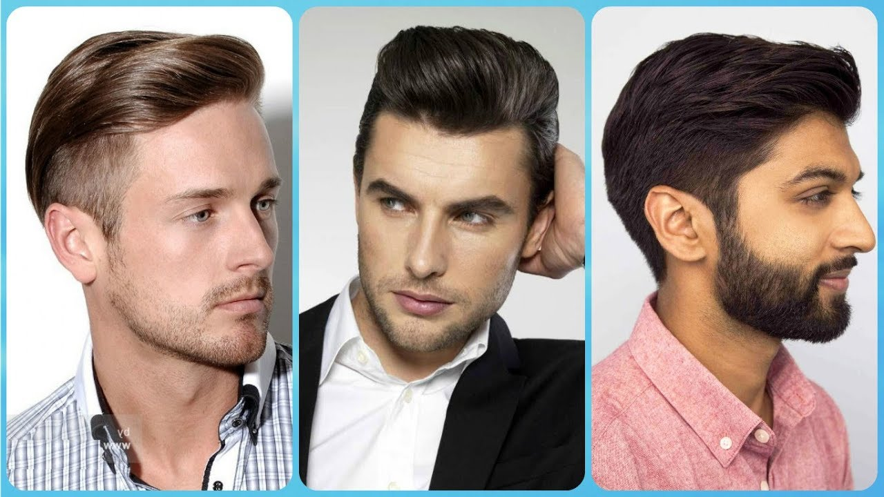 Tagli di capelli uomo vintage