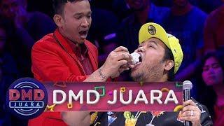Penasehat Mencoba Makan Dan Minum Ga Kena Bibir Biar Lipstik Ga Rusak - DMD Juara (28/9)