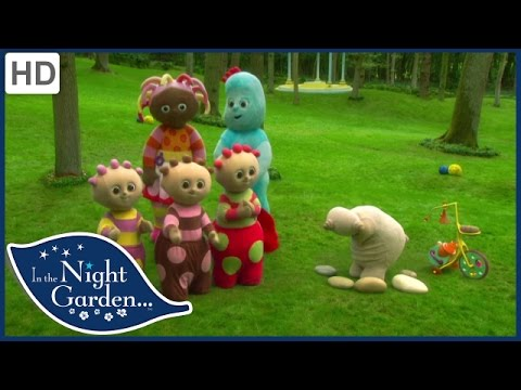 In the Night Garden - Makka Pakka's Stone Concert | Full Episode