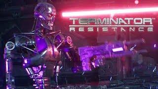 Terminator Resistance - Official Announcement Trailer