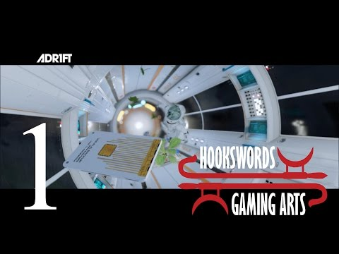 Hookswords ADR1FT - 1 Lets Play |