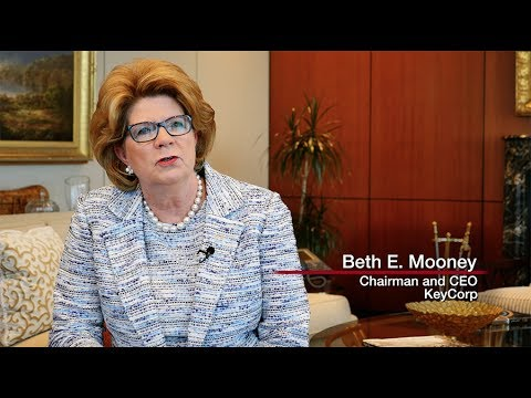 Beth Mooney Cleveland Foundation Crain's Women of Note Legacy ...