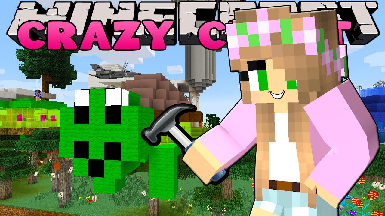 Minecraft crazy craft 3 0 surprise for tiny turtle doovi for Http test voidswrath com modpacks crazy craft 3 0