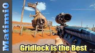 Gridlock Is The Best - Rainbow Six Siege