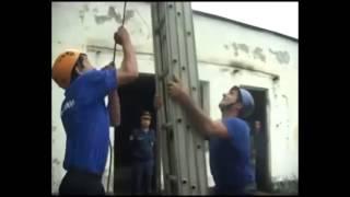 МЧС пожарно спасательный спорт в Абхазии
