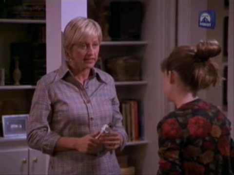 Ellen and her girlfriend's daughter