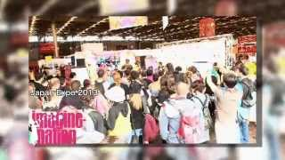 NHK WORLD TV at Japan Expo (Paris)