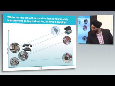 Innovation In Mining - McEwen Mining Lunch And Learn