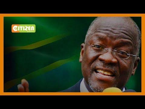 President Magufuli insists he will not lockdown Tanzania