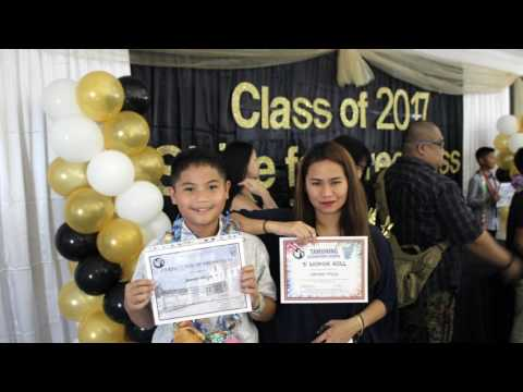Tamuning Elementary School - 5th Grade Graduation 2017