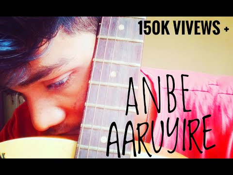anbe-aaruyire---mugen-rao-//-lryics-video-//-tamil-album-song