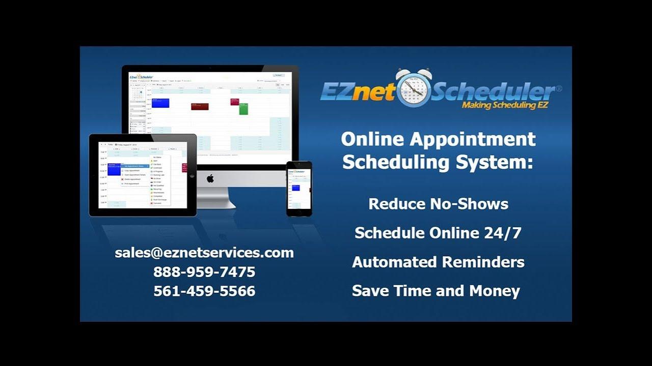 making a schedule online