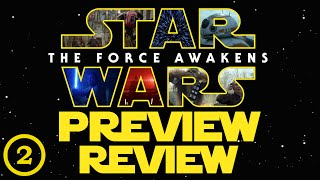 Star Wars, Episode VII: The Force Awakens OFFICIAL TRAILER Analysis and Review - Part 2 - Star Geek