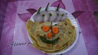 how to cook Aloo poratha | easy aloo poratha recipe