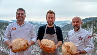 Gümüşhane ekmeği belgesel oluyor