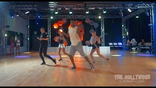 "G Madison Jazz Funk Dance Class | ""Dip It Low"" by Christina Milian 