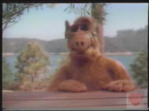 ALF  Department of Interior PSA 1989 Save The Planet