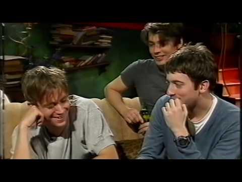 [Blur] Damon & Graham | Beachcoma