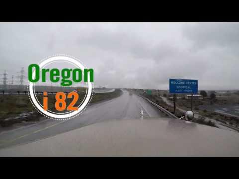 Feb. 21st 2017 Truckin' Vlog * Oregon