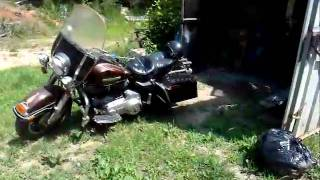 1980 Harley Davidson FLT Stroker