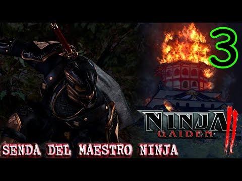Ninja Gaiden 2 Guía en Maestro Ninja [P3] por Marco Hayabusa