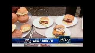 Build a Better Burger (May 2013 on FOX 9)