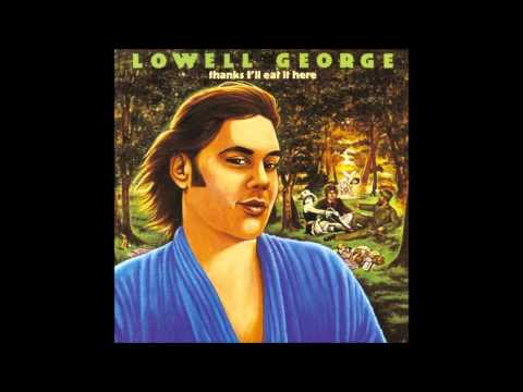 I Can't Stand The Rain (Album Version) - Lowell George