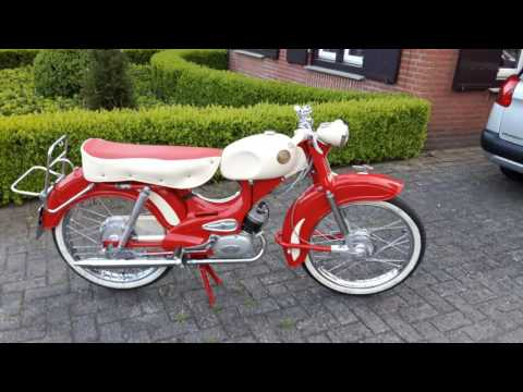 Rixe moped RS50 C3 1960